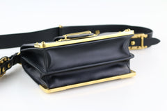Black Cahier Bag