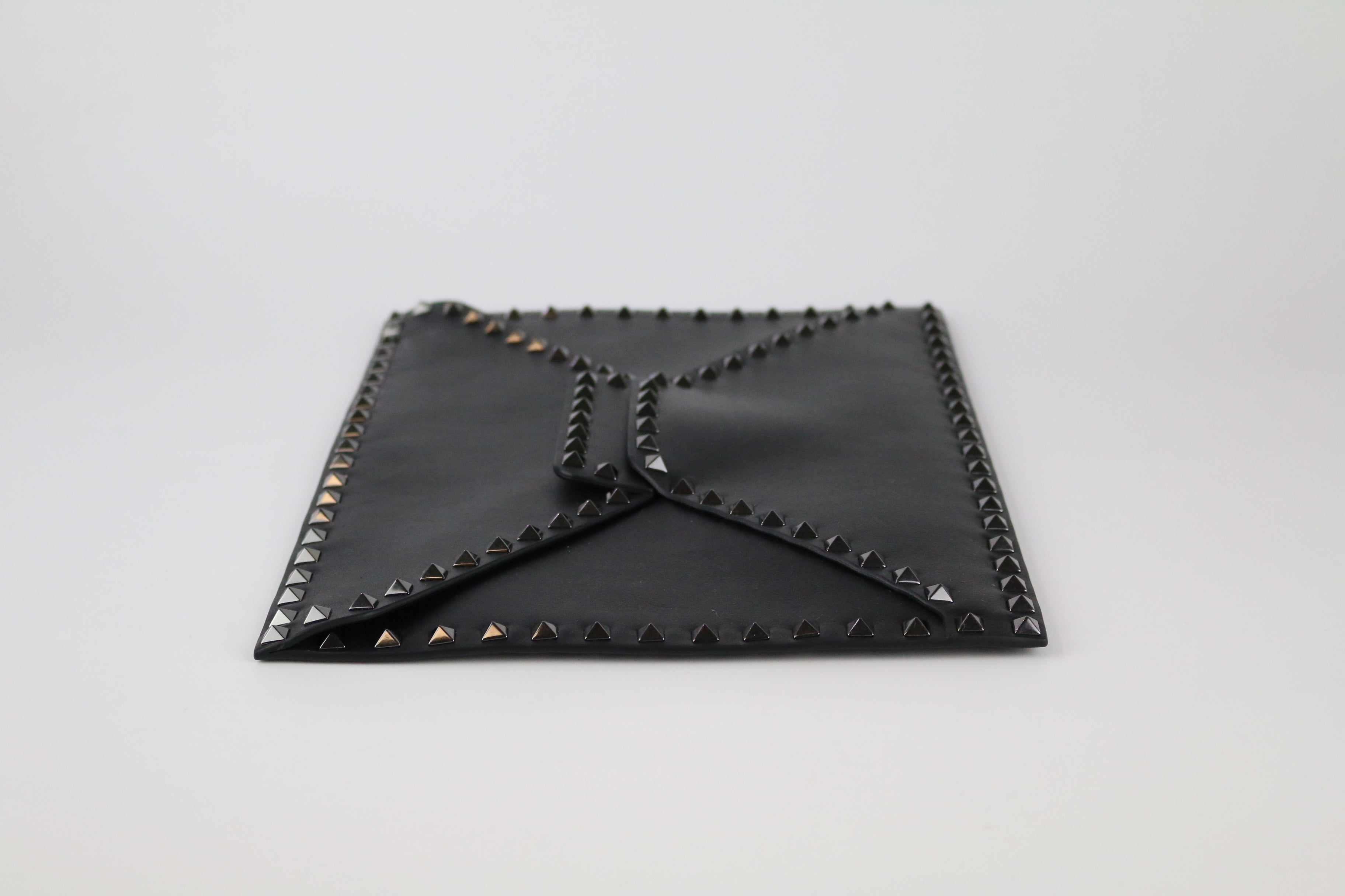 Untitled Rockstud Clutch