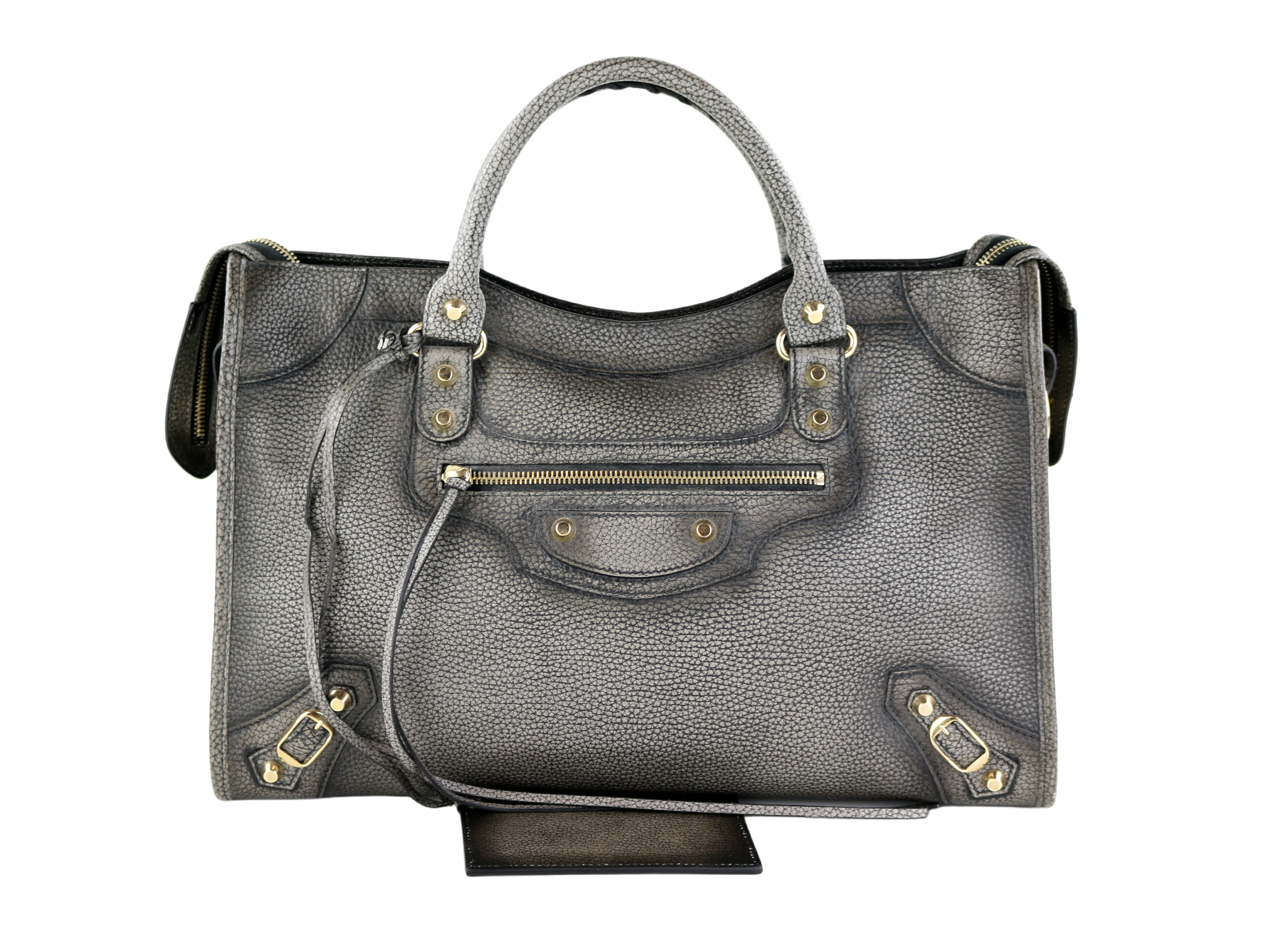 Bronze Hamilton City Bag