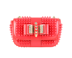 Pink Patent Spiked Sweety Charity
