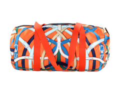 Orange 'Cavalcadour' Airsilk Duffel