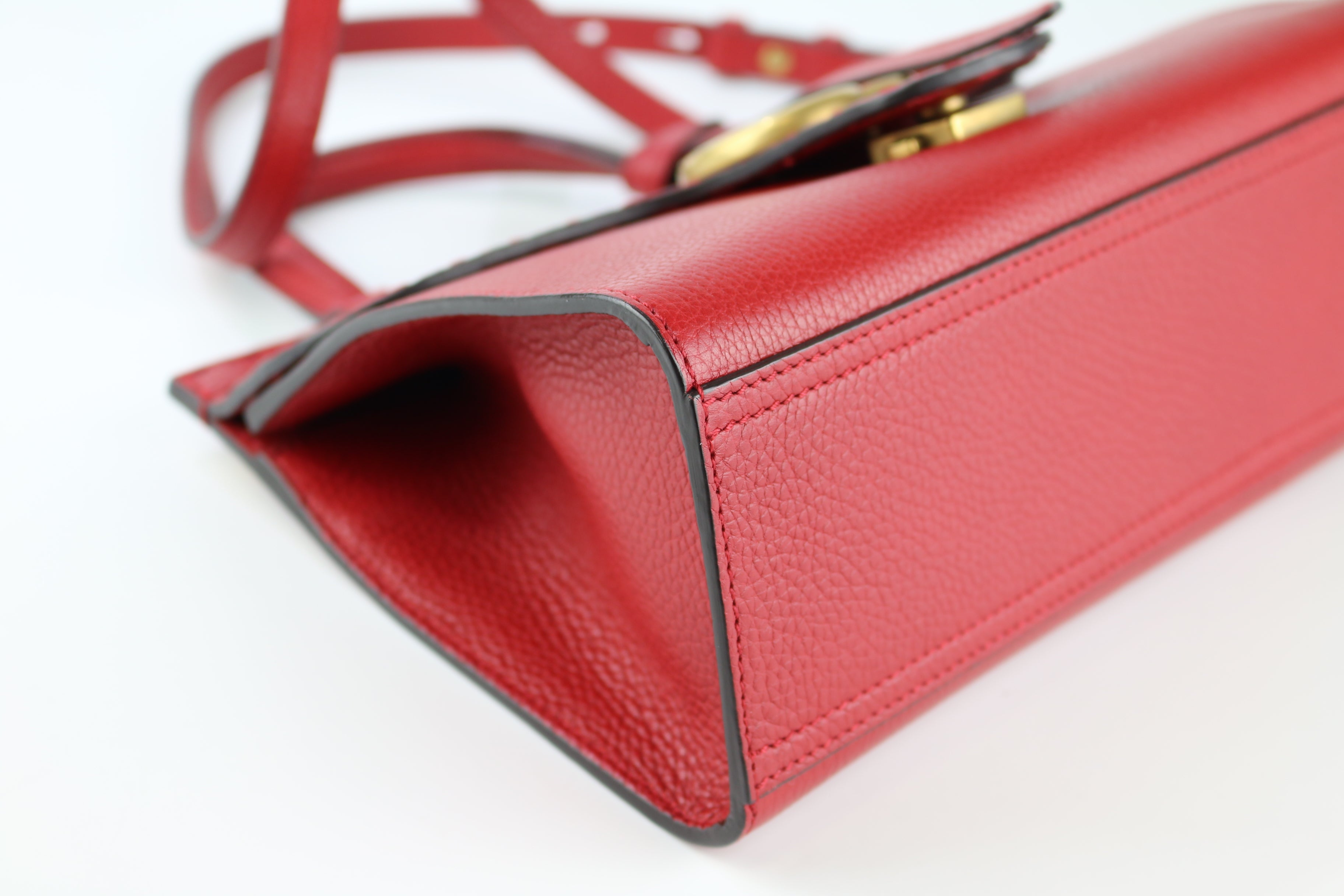 Red Small Top Handle Marmont