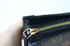 Reverse Monogram Trunk Clutch