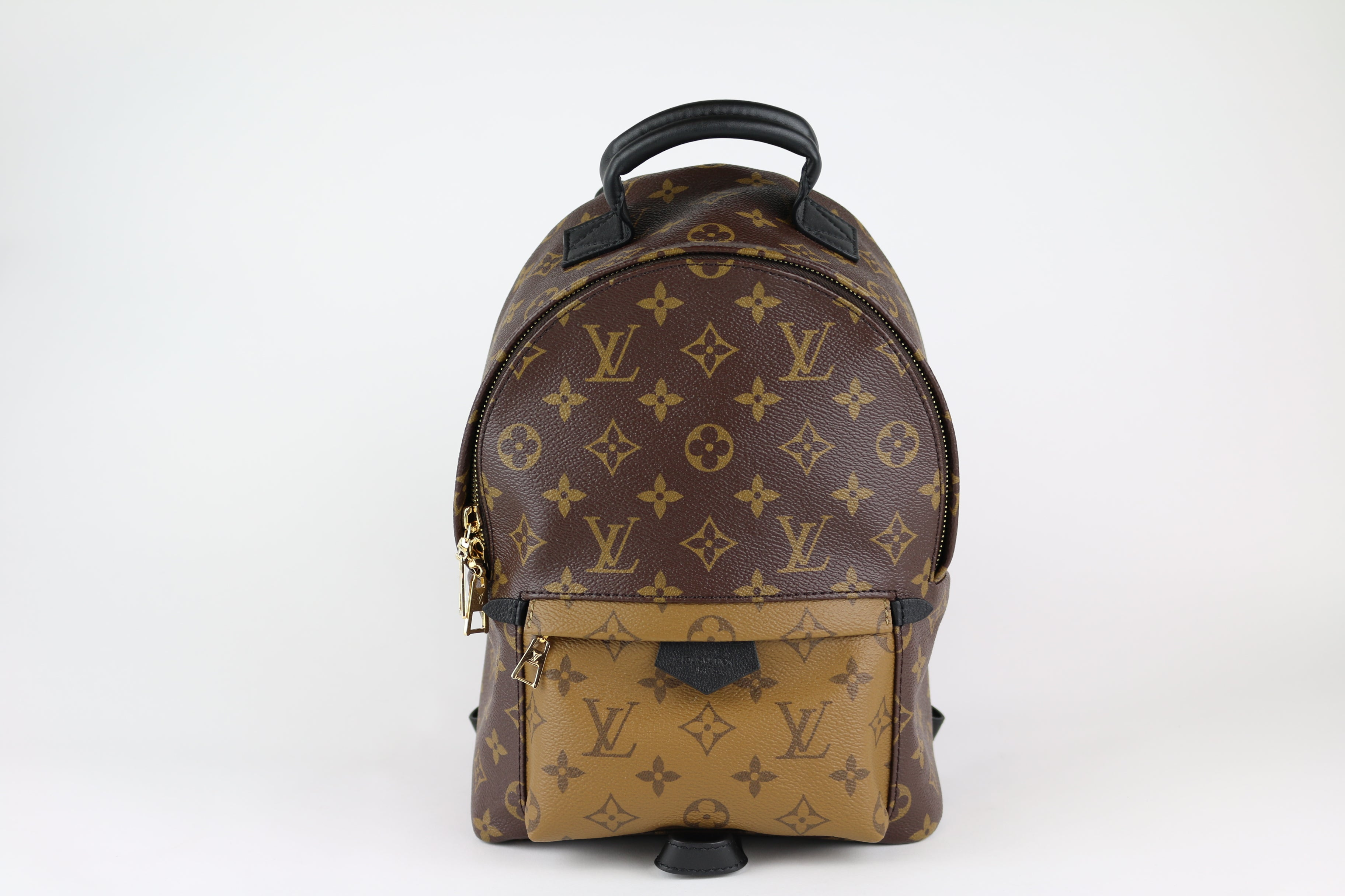 Reverse Monogram Palm Springs PM Backpack