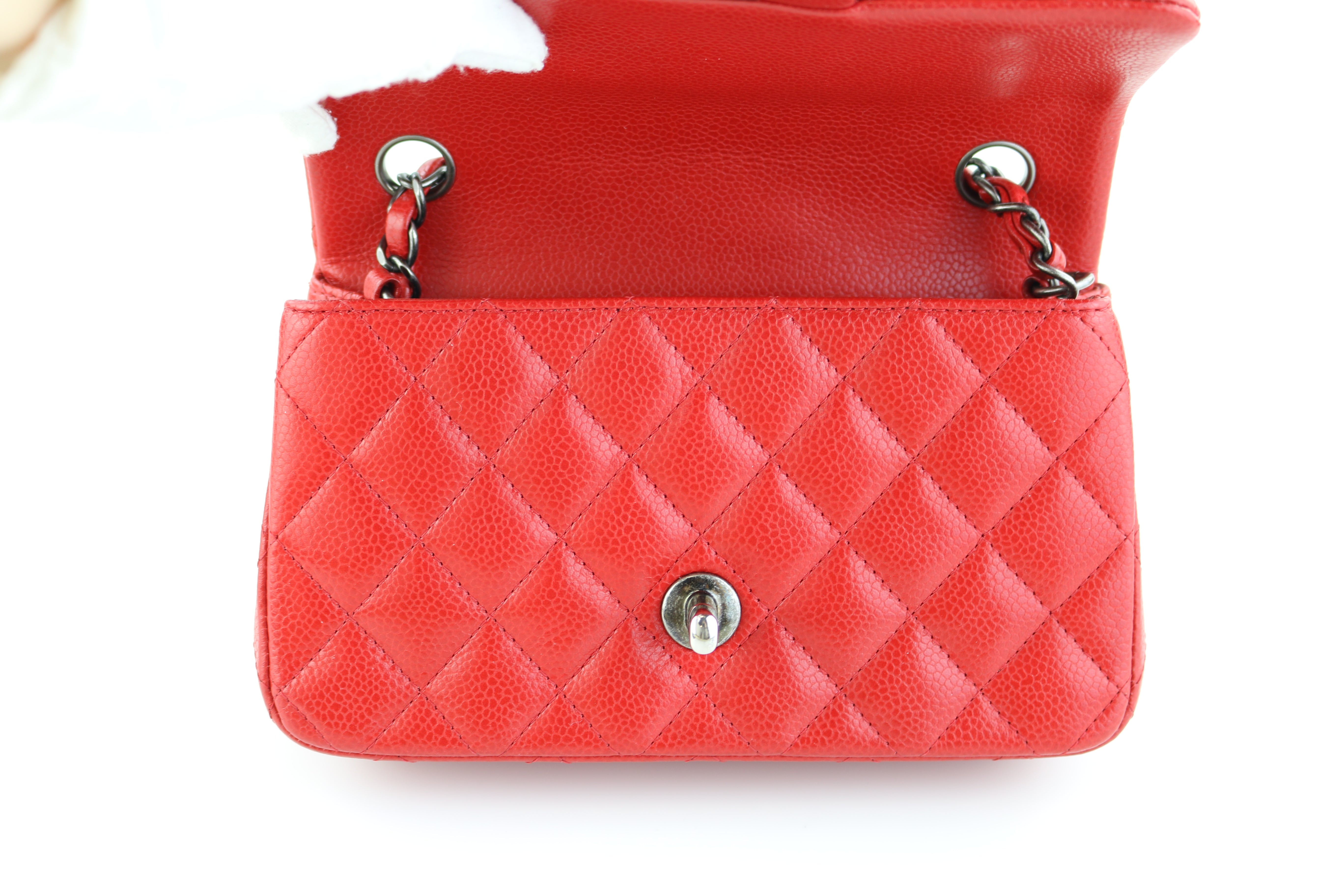 Red Caviar Rectangular Mini