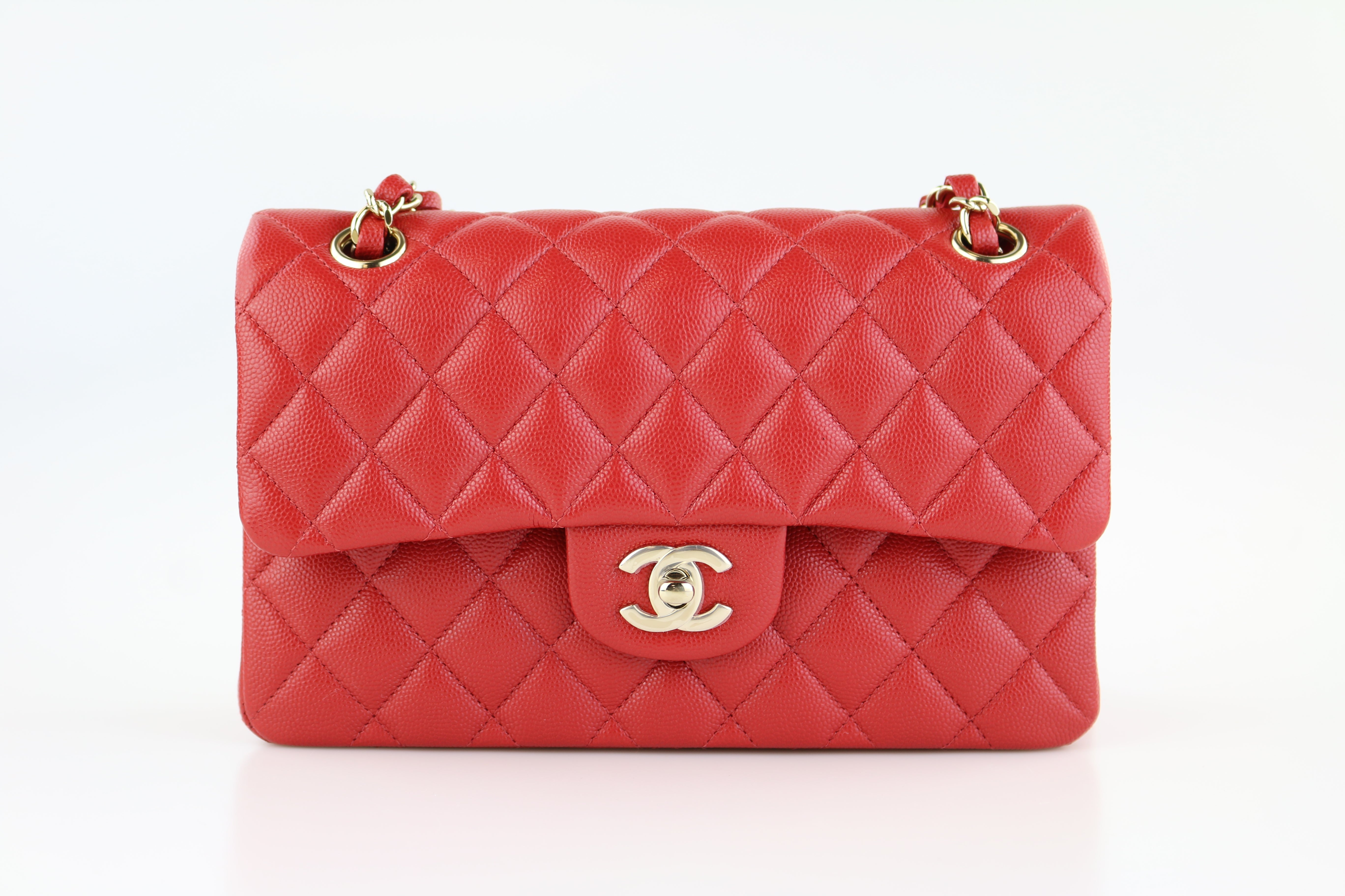 Red Caviar Small Flap