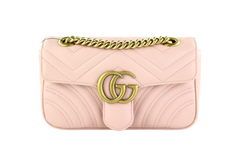 Light Pink Mini Marmont Flap