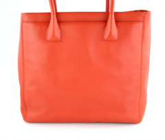 Orange Tall Cerf Tote