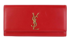 Red Kate Clutch