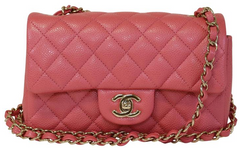 Pink Caviar Rectangular Mini