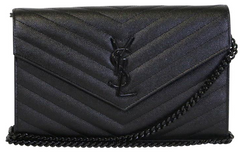 Saint Laurent Chevron WOC