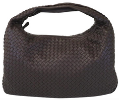 Dark Brown Medium Classic Hobo