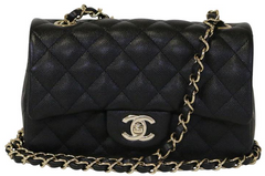 Black Caviar Rectangular Mini