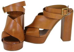 Ankle-Wrap Sandals