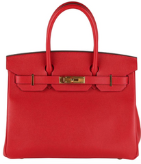 Rouge Casaque Birkin 30