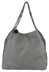 Grey Small Falabella Tote