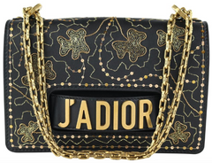 Black J'Adior Shoulder Bag