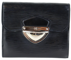 Black Electric Epi Joey Wallet