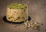 Pistachio Halva Slices