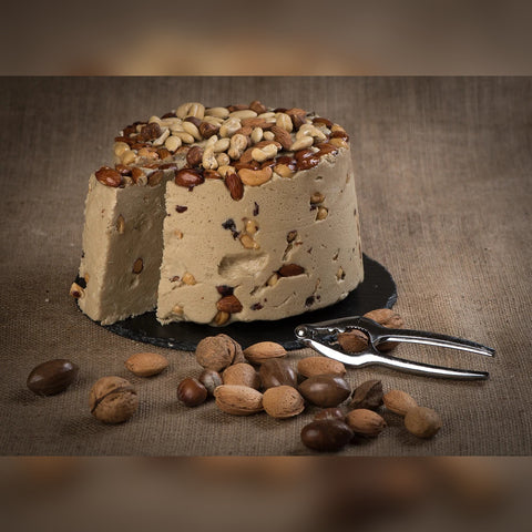 Mixed Nuts (Sugar Free) Halva Slices