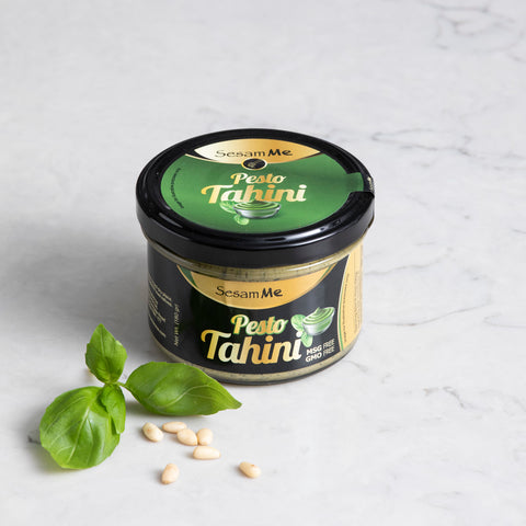Tahini - Pesto Paste