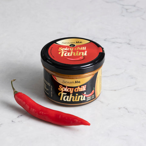 Tahini - Spicy Chilli Paste