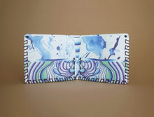 Handmade Wallet - Flowing