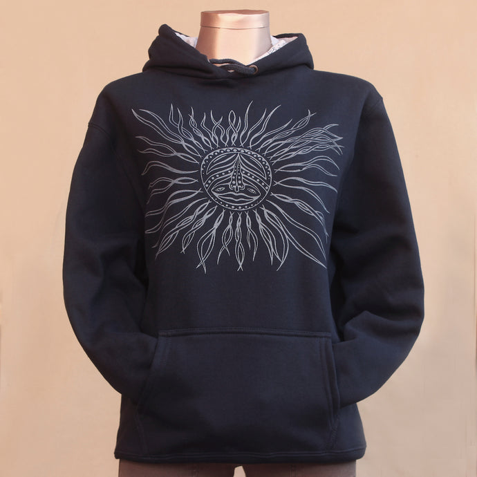 Hoodies - Sun - Woman
