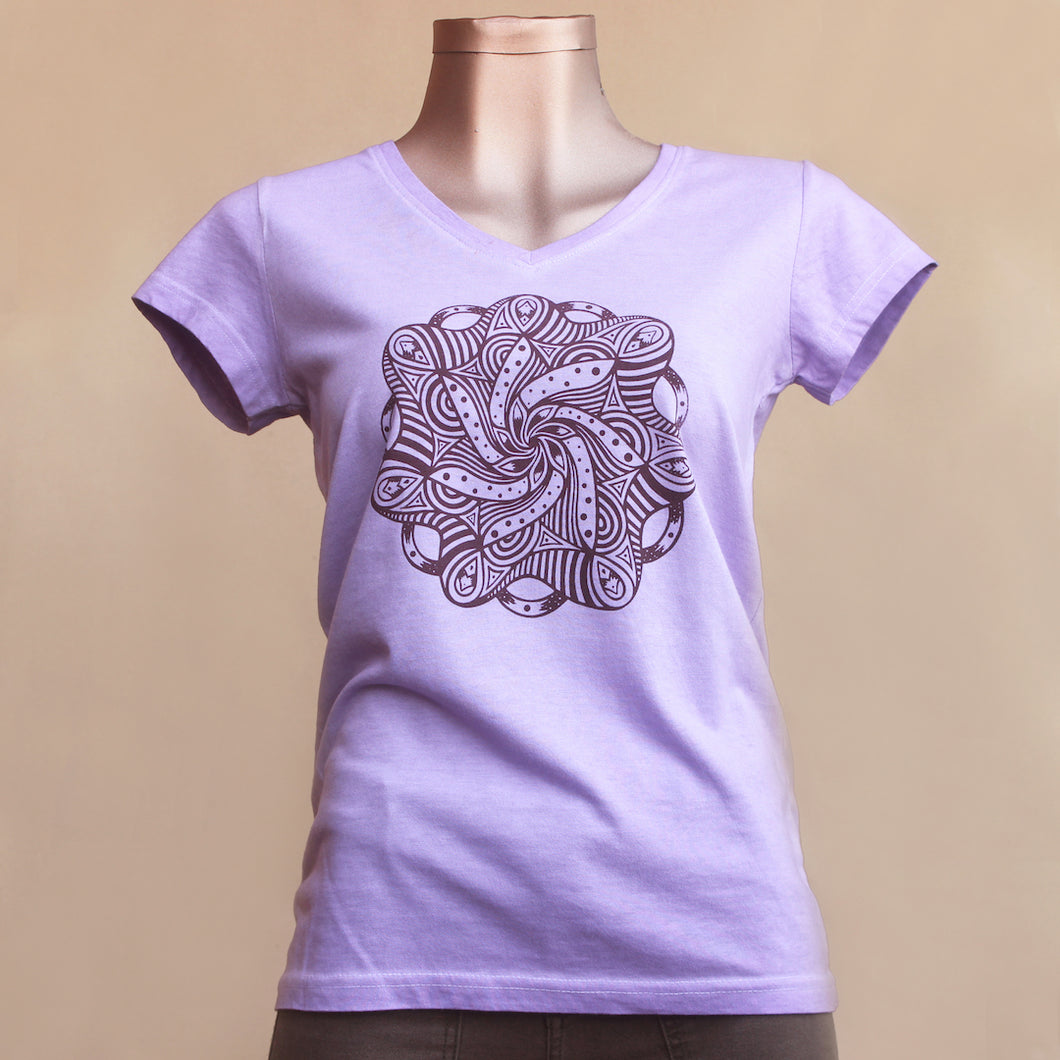 T-shirt - Mandala - Woman