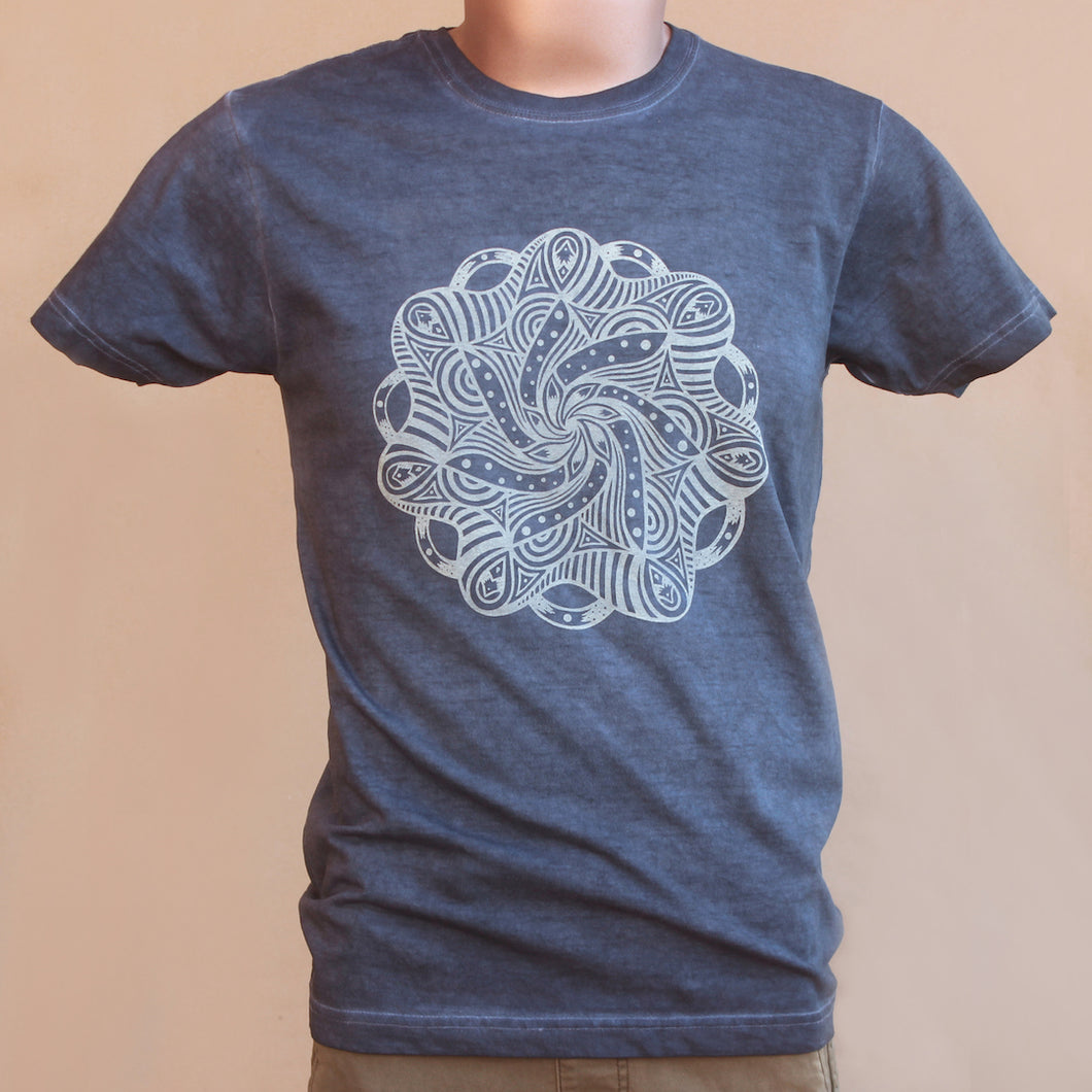 T-shirt - Mandala - Man