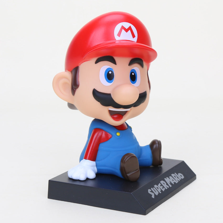 BobbleHead -  Super Mario Bros (For your Instrument Panel)