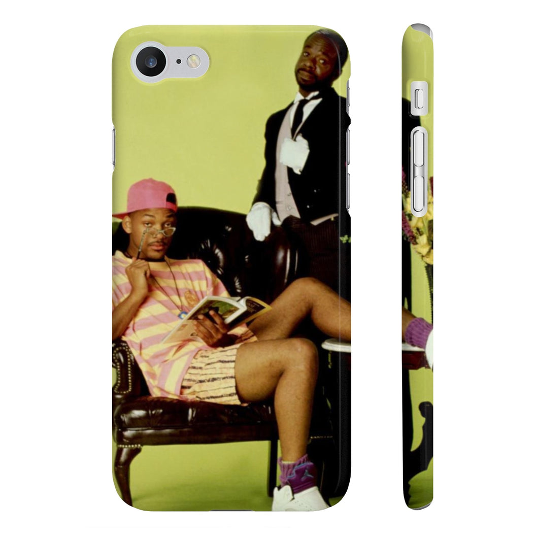 Buy Fresh Prince - Slim Phone Case Range Phone Case online, best prices, buy now online at www.GrabThisNow.co