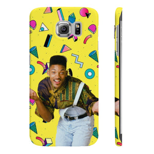 Buy Waddup Will - Retro 90's Style Slim Phone Case Range Phone Case online, best prices, buy now online at www.GrabThisNow.co