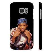 Load image into Gallery viewer, Buy Dark 90's Style Prince - Slim Phone Case Range Phone Case online, best prices, buy now online at www.GrabThisNow.co