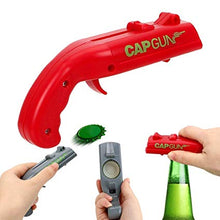 Load image into Gallery viewer, Buy Firing Gun Bottle Beer Opener Novelty online, best prices, buy now online at www.GrabThisNow.co