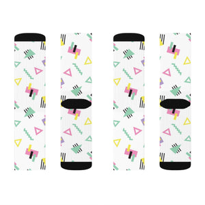 Buy Fresh Prince Retro 90's Style - Limited Edition Socks All Over Prints online, best prices, buy now online at www.GrabThisNow.co