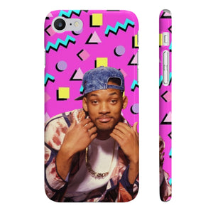 Buy 90's Style Prince - Slim Phone Case Range Phone Case online, best prices, buy now online at www.GrabThisNow.co