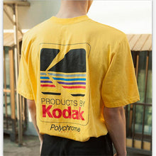 Load image into Gallery viewer, Buy Kodak - Basic Tee Shirts online, best prices, buy now online at www.GrabThisNow.co