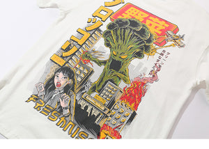 Buy Angry Broc - Japanese Streetwear Tee Shirts online, best prices, buy now online at www.GrabThisNow.co