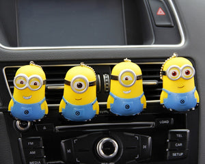 Buy Minions Car Air Freshener! Novelty online, best prices, buy now online at www.GrabThisNow.co