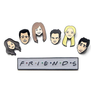 Buy Friends - Clothing Pins Pins online, best prices, buy now online at www.GrabThisNow.co