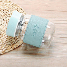 Load image into Gallery viewer, 360ml Glass Jar Tea Infuser