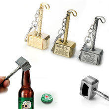 Load image into Gallery viewer, Buy Thor's Mighty Bottle Opener! Gift online, best prices, buy now online at www.GrabThisNow.co