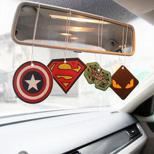Load image into Gallery viewer, Buy 4x Superman - Car Air Fresheners Air Freshener online, best prices, buy now online at www.GrabThisNow.co
