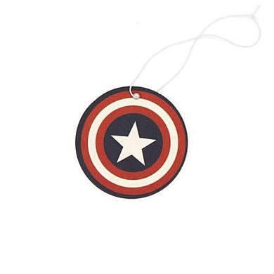 Buy 4x Captain America - Car Air Fresheners Air Freshener online, best prices, buy now online at www.GrabThisNow.co