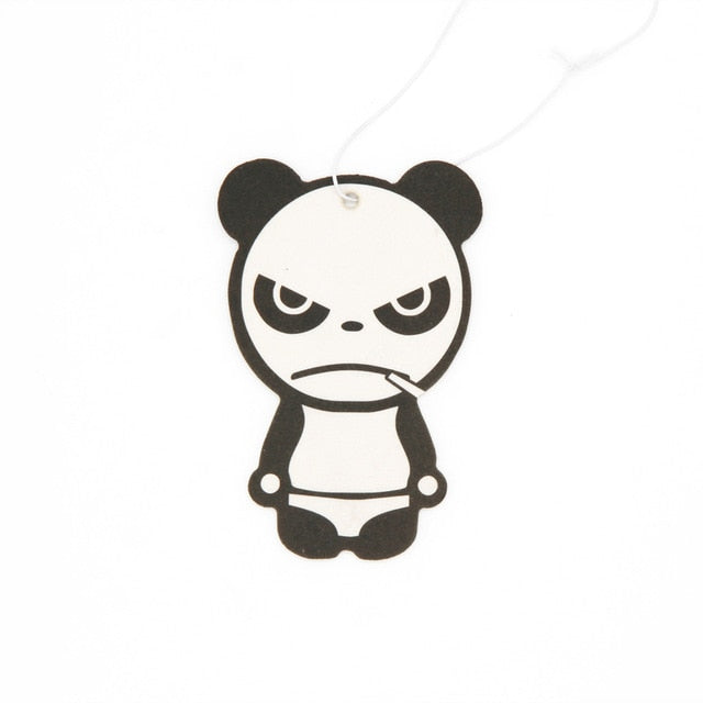 Buy 4x Bad Panda - Car Air Fresheners Air Freshener online, best prices, buy now online at www.GrabThisNow.co