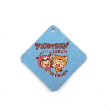 Buy 4x Kuwaii Cute - Car Air Fresheners Air Freshener online, best prices, buy now online at www.GrabThisNow.co