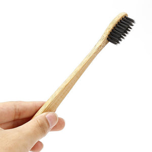 Buy Charcoal Infused Bamboo Toothbrush - $10 for 2! Health online, best prices, buy now online at www.GrabThisNow.co