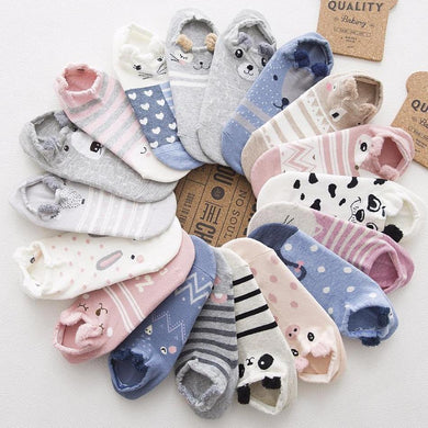 Buy Kawaii - Cute Socks Collection (with ears!) Socks online, best prices, buy now online at www.GrabThisNow.co
