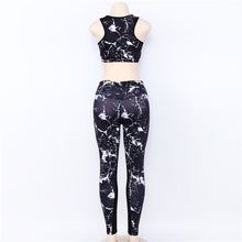 Load image into Gallery viewer, Buy Sparke - 2 Piece Legging + Crop Top Combo Gym Clothes online, best prices, buy now online at www.GrabThisNow.co